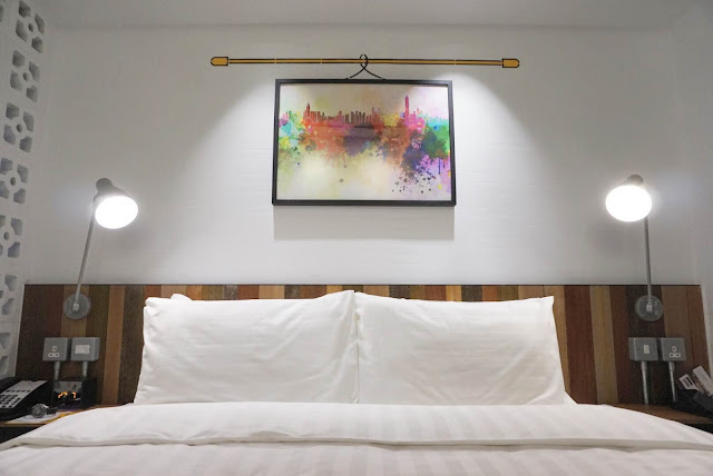 Attitude on Granville Tsim Sha Tsui Hong Kong boutique hotel review
