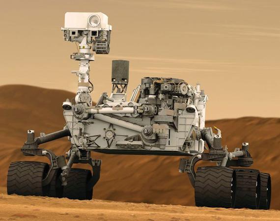 curiosity mars explorer