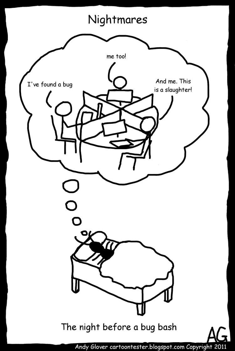 Cartoon Tester: August 2011