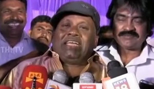 Actor Senthil on Two Leaves Symbol and Election Campaign