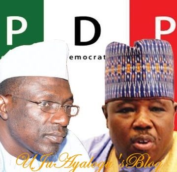 Makarfi To Sheriff: Not Even Jonathan Was Invited To PDP Caucus Meeting
