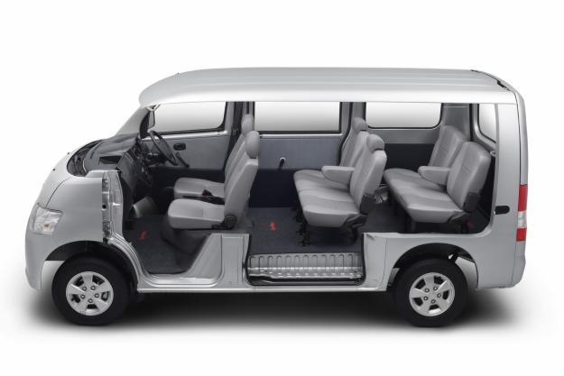 Daihatsu Grand Max Mini Bus  Harga Harga Mobil