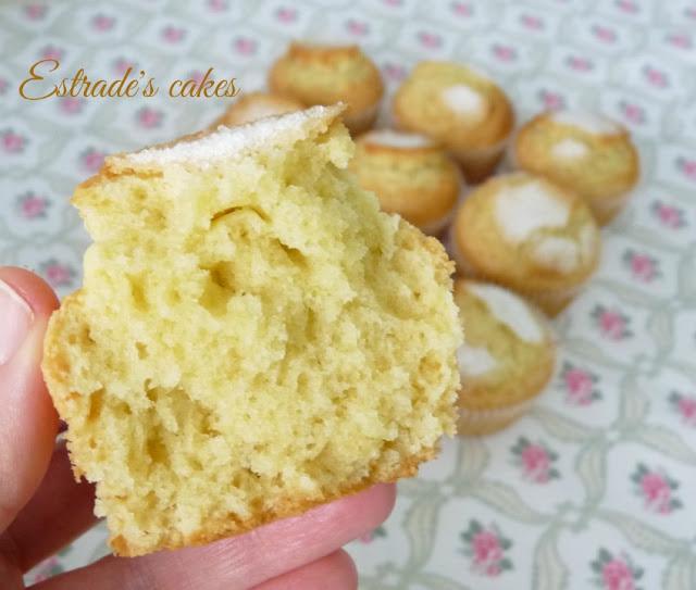 receta de magdalenas de nata 4