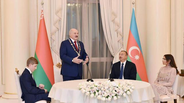 Para Bielorrusia Pashinyan es un político callejero