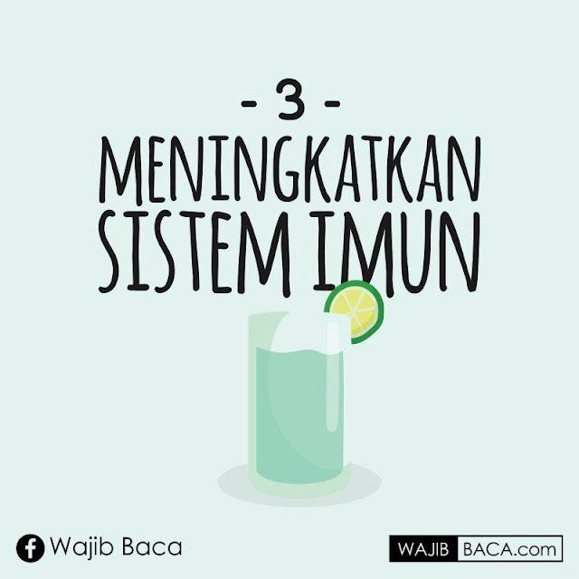 9 Manfaat Luar Biasa Minum Air Jeruk Nipis