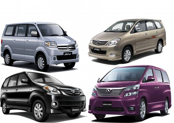 Rental Mobil di Jakarta Utara Lepas Kunci / Dengan Sopir - DataKota