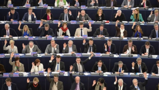 European Parliament called on five EU countries to recognize Kosovo