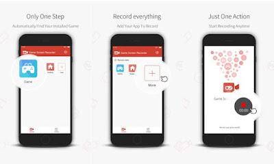 Aplikasi perekam layar android terbaik