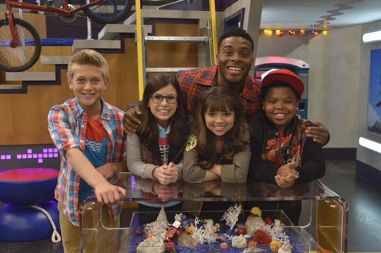 NickALive!: Meet The Stars Of Nickelodeon's