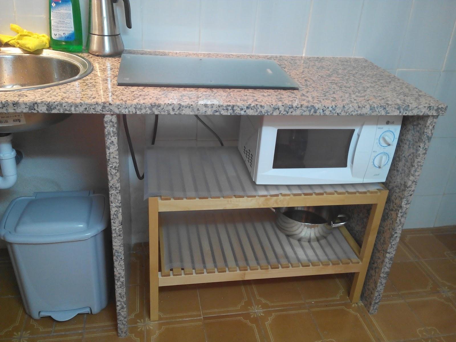 Patronhila: Cortinas para muebles de cocina
