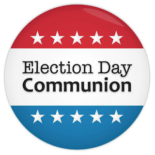 Book Excerpt on Election Day Communion