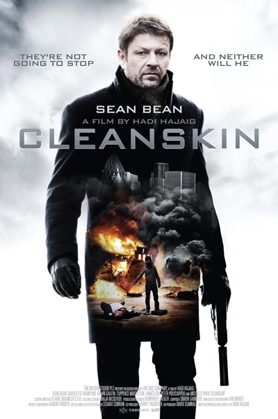 Cleanskin DVDRip Español Latino