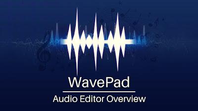 برنامج-WavePad-لتحرير-الصوت