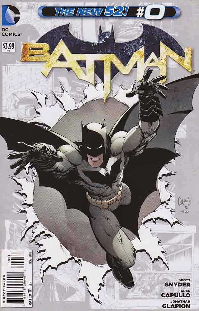 Ben Affleck Batman batsuit Greg Capullo art