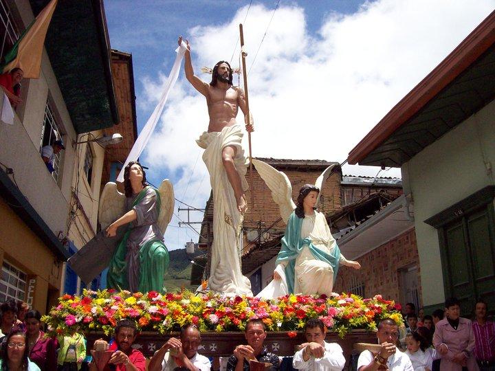 Semana Santa en Santuario Antioquia