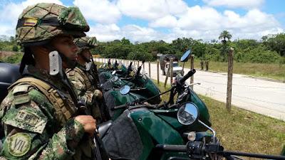 """Fuerzas Militares activan plan de seguridad """"Navidad Diamante"""""""