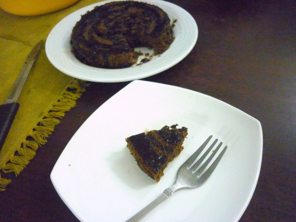 Cake Recipes Cooked In Microwave: Cooking 4 All Seasons: Microwave Eggless Chocolate Cake