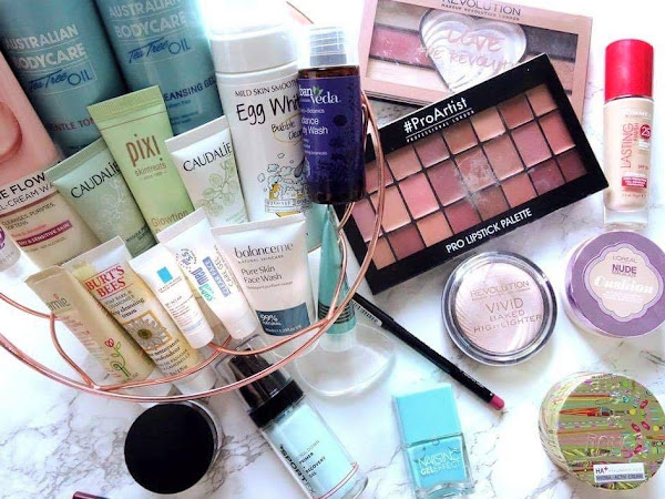 The Beauty Bundle That Cost Me £35!