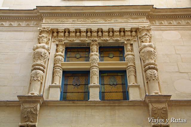 Casa de las Tres Nodrizas, Narbonne