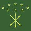 Bendera Negara Adygea