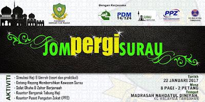 Program JOM PERGI SURAU