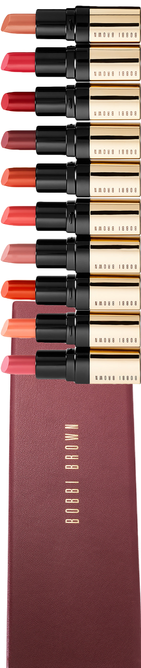 BOBBI BROWN Luxe Classics Mini Lipstick Set