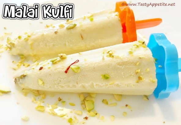 malai kulfi recipe