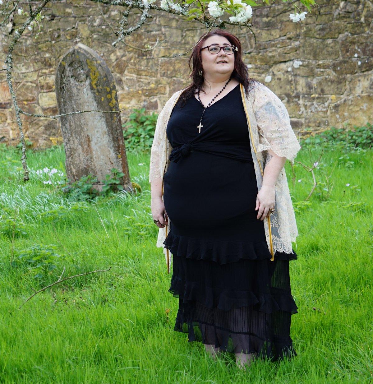 FAT HIPPIE CHICK FAT BOHEMIAN STYLE // WWW.XLOVELEAHX.CO.UK