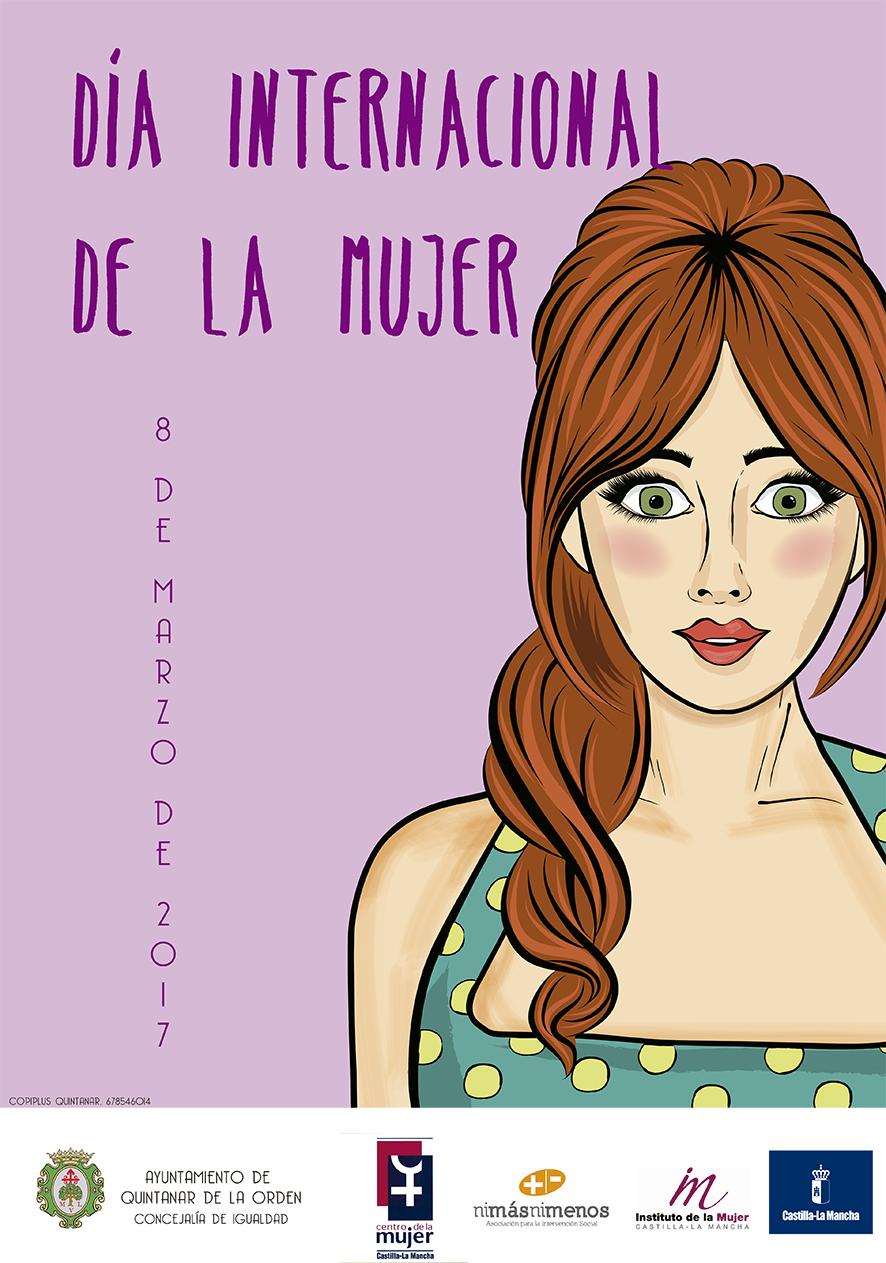 Quintanar Presenta Los Actos Del Día Internacional De La Mujer