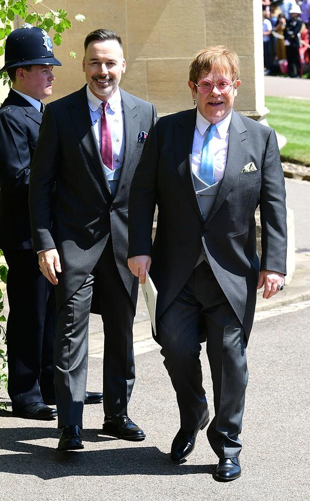 Look das celebridades no casamento de Harry e Meghan Markle