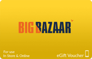 Big Baazar Coupon