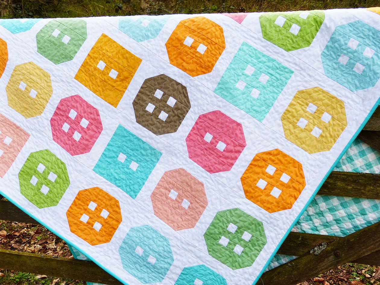 button up quilt