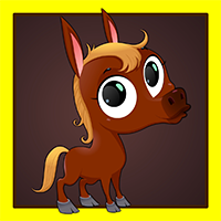 Avmgames Escape Cute Hors…