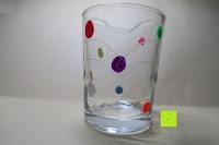 Punkte: Kreidemarker – 10er Pack neonfarbene Markerstifte. Für Whiteboard, Kreidetafel, Fenster, Tafel, Bistros – 6mm Kugelspitze mit 8 Gramm Tinte