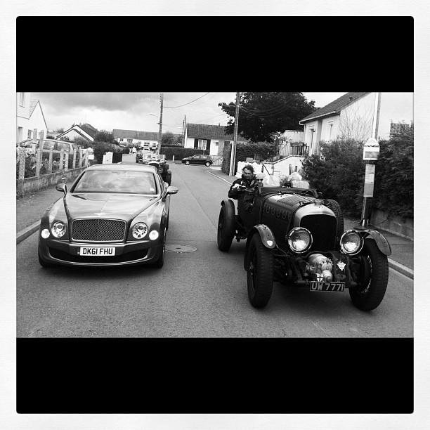 Bentley Mulsanne From Instagram