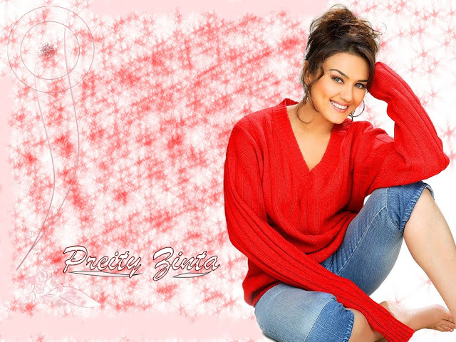 Top 50 Letest Preity Zinta Beautiful Wallpaper Hd Wallpaper Hd