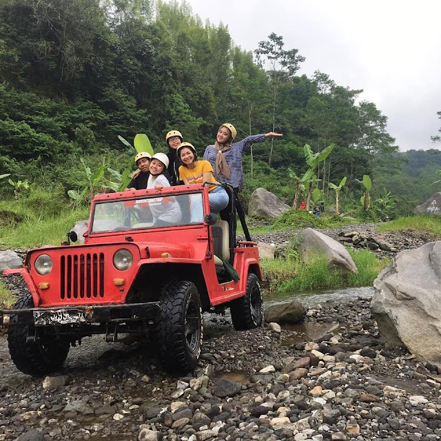 Paket wisata lava tour merapi Yogyakarta