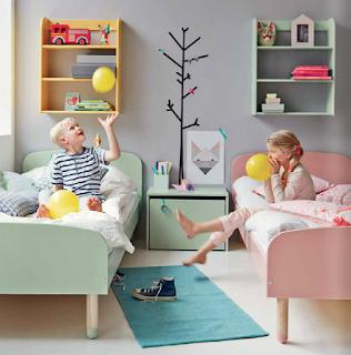 KidsGIGANT.nl: Kinderen samen op één kamer? Tips!