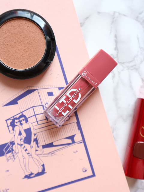 Ever Bilena Advance LTD Liquid Lipstick