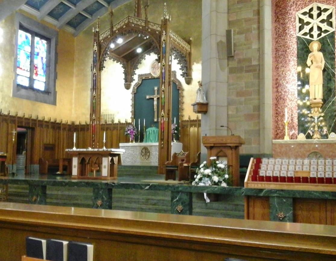 Nassau County N Y Catholic St Christopher Baldwin