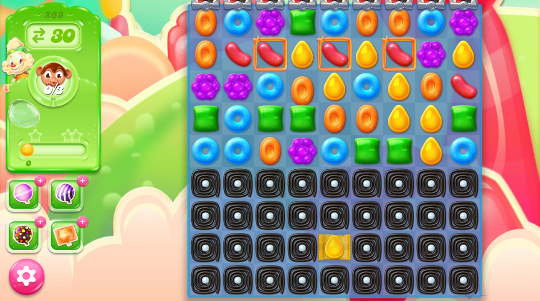 Candy Crush Jelly Saga 269