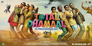 Total Dhamaal First Look Poster