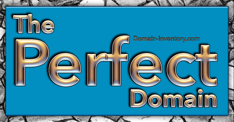 Domain-inventory.com The Perfect Domain