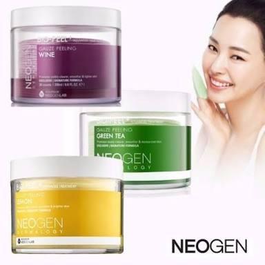 Review Neogen Bio Peel Lemon Untuk Bekas Jerawat