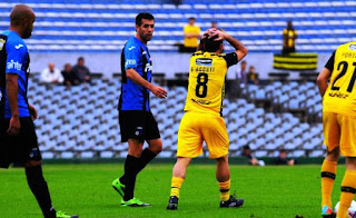 Peñarol vs Liverpool