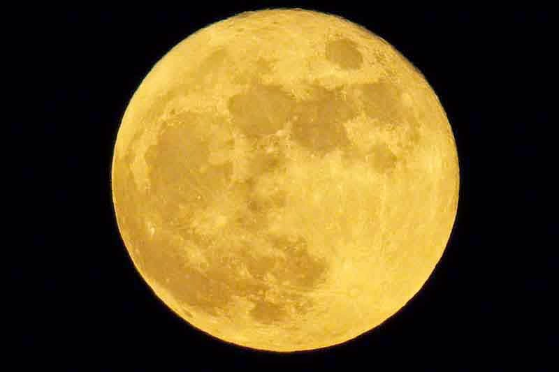 full moon, SEP 2014, Supermoon