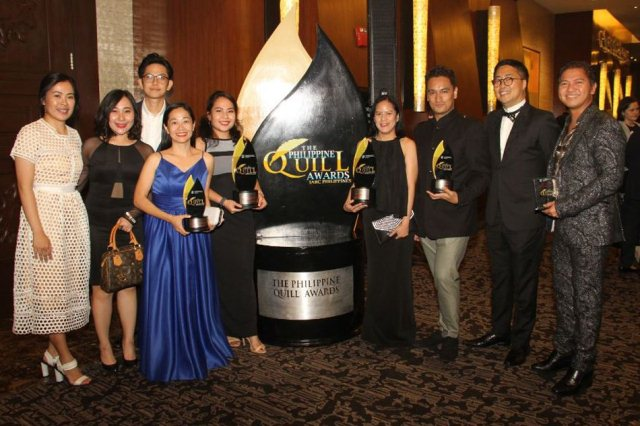 ABS-CBN Wins Big in 16th PH Quill Awards