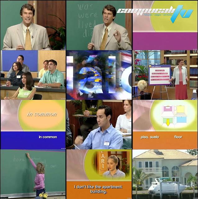 Curso Ingles sin Barreras Completo DVDRip