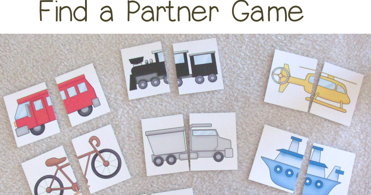 ESL/EFL Preschool Teachers: Transportation Theme