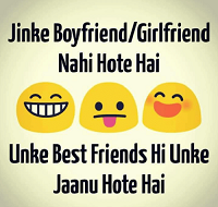 Funny Dp On Friendship